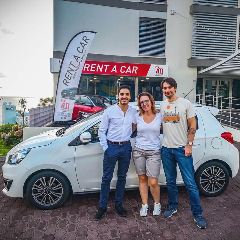 About Us, 7M Rent a Car