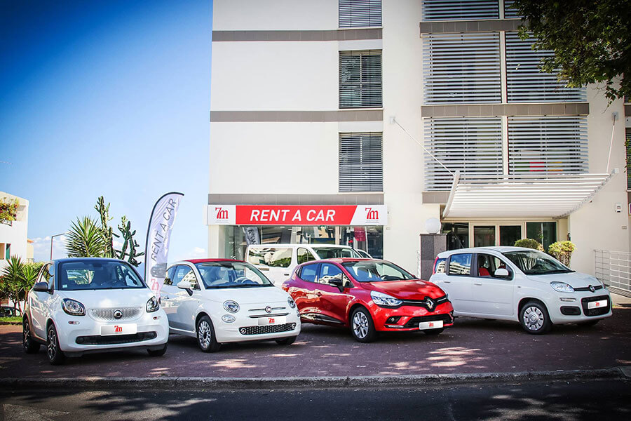 About Us, 7M Rent a Car