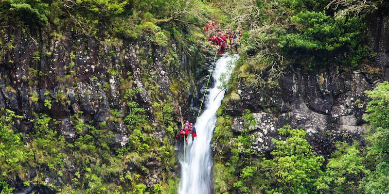 Canyoning - What To Do In Madeira Island During Your Vacation?