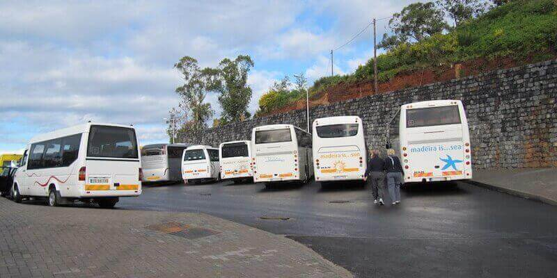 Bus Tours - What To Do In Madeira Island During Your Vacation?