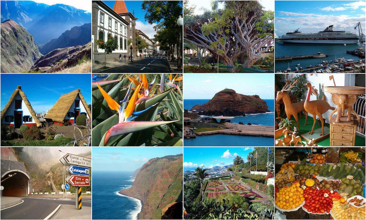 O Que Visitar Na Ilha Da Madeira Em 2 Dias Em 2020 - Imagem 1