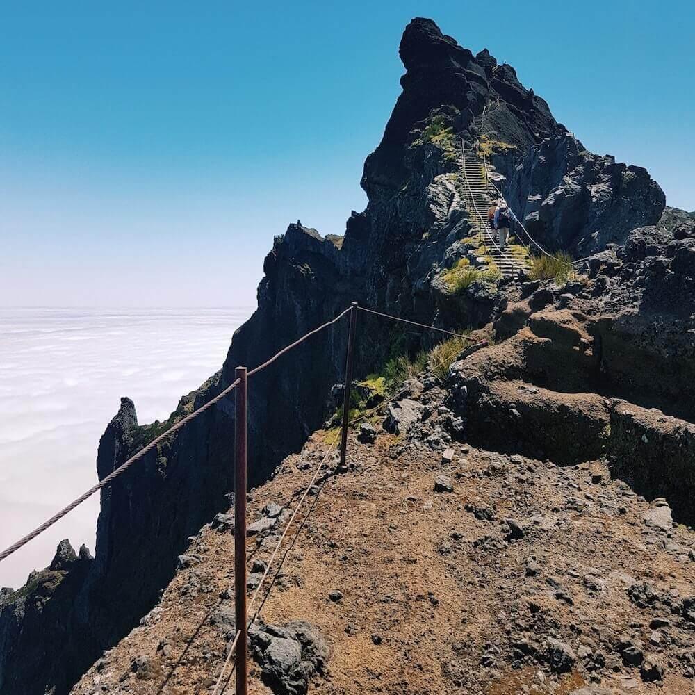 Pico do Arieiro / Pico Ruivo