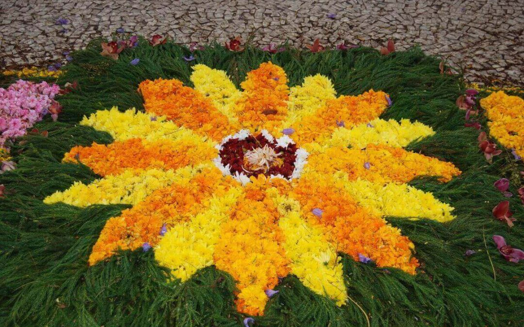 Flower Festival 2020 In Funchal, Madeira Island, Between 30 April and 24 May