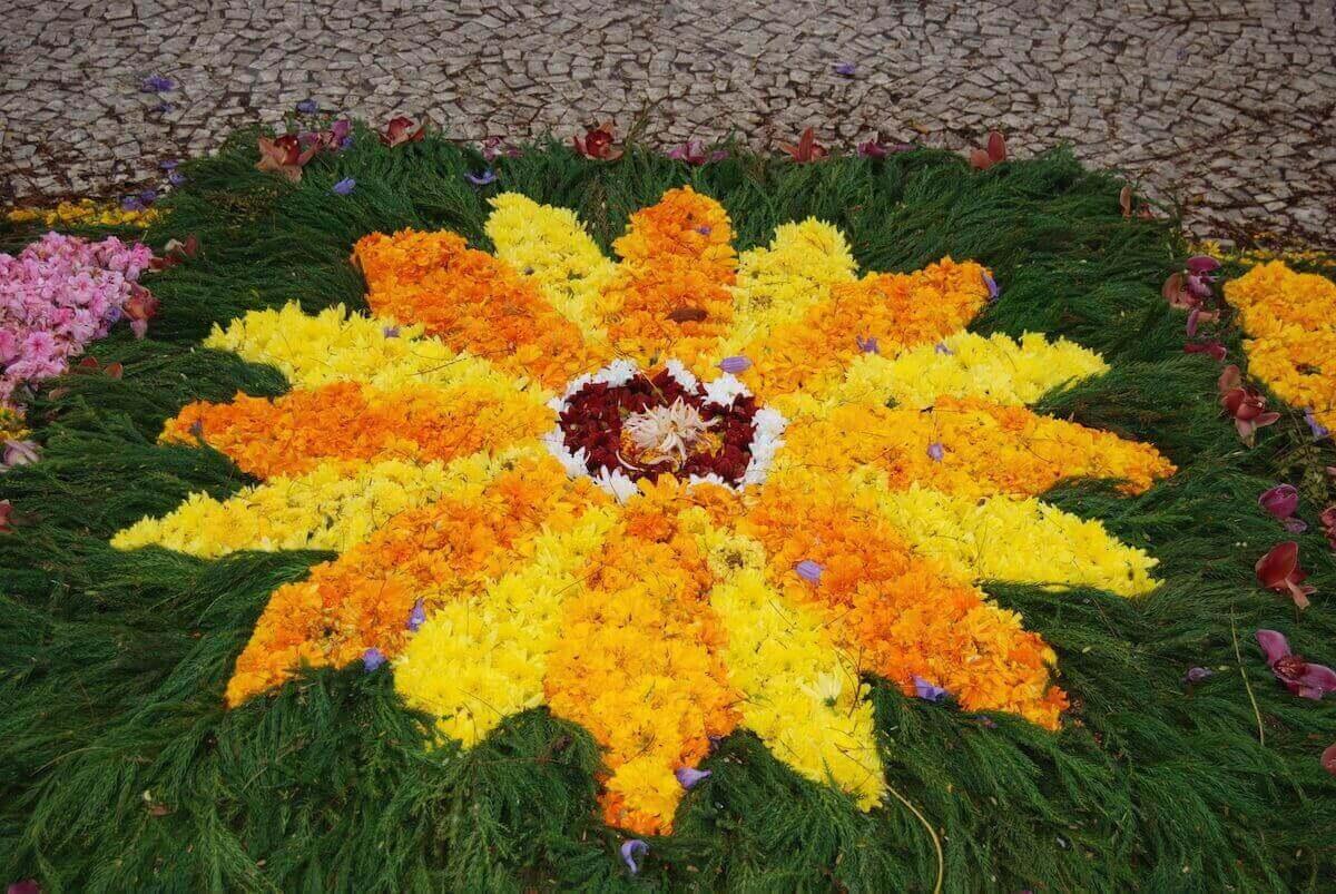 Festa Da Flor 2020 No Funchal, Ilha Da Madeira, Entre 30 De Abril E 24 De Maio - Imagem 1