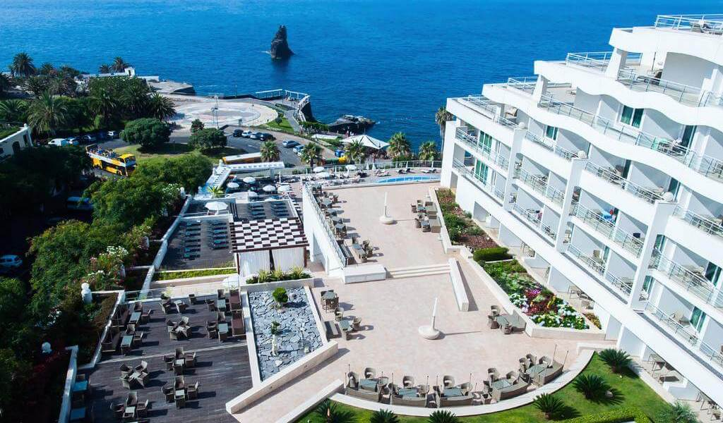 1. Melia Madeira Mare Resort & Spa