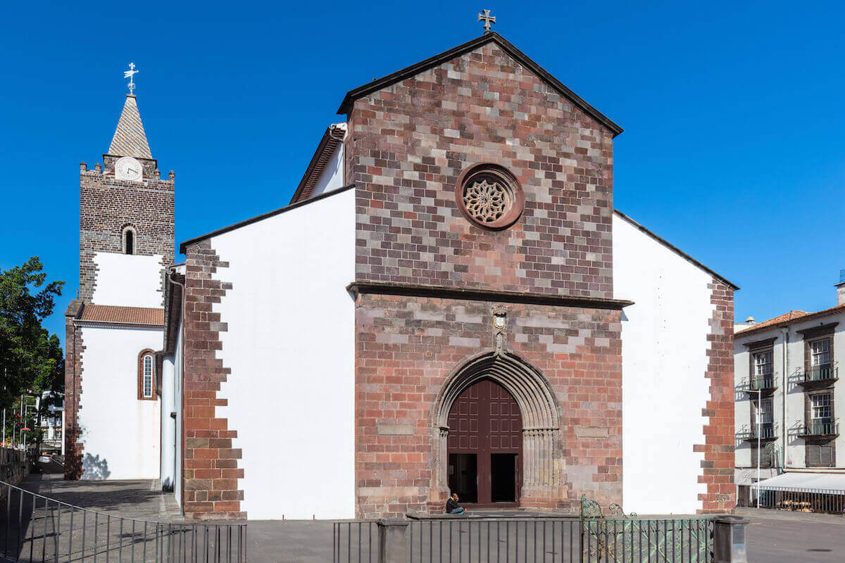 2. Cathedral of Funchal