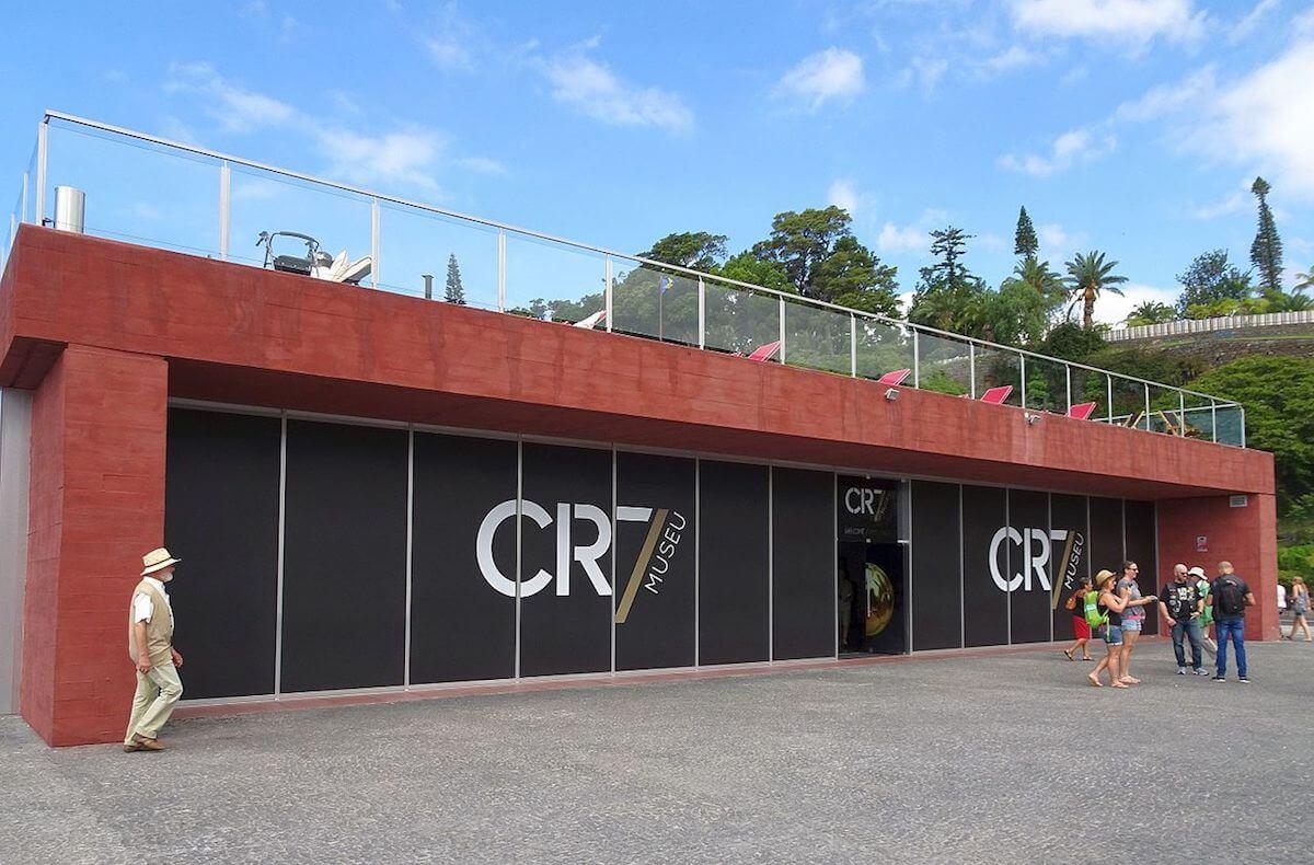 5. CR7 Museum