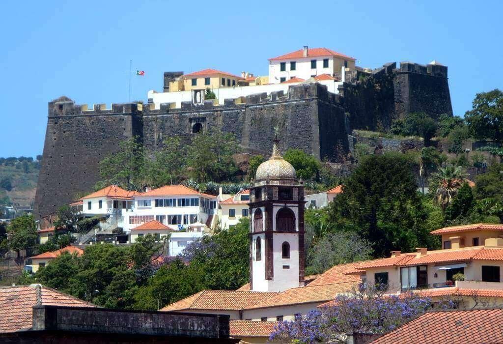 7. Fortress São João Baptista do Pico