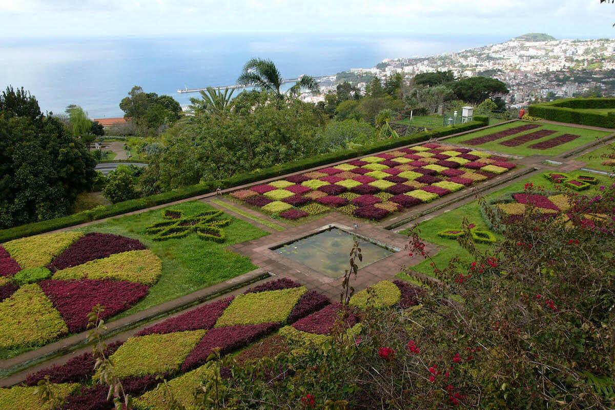 1. Madeira Botanical Garden