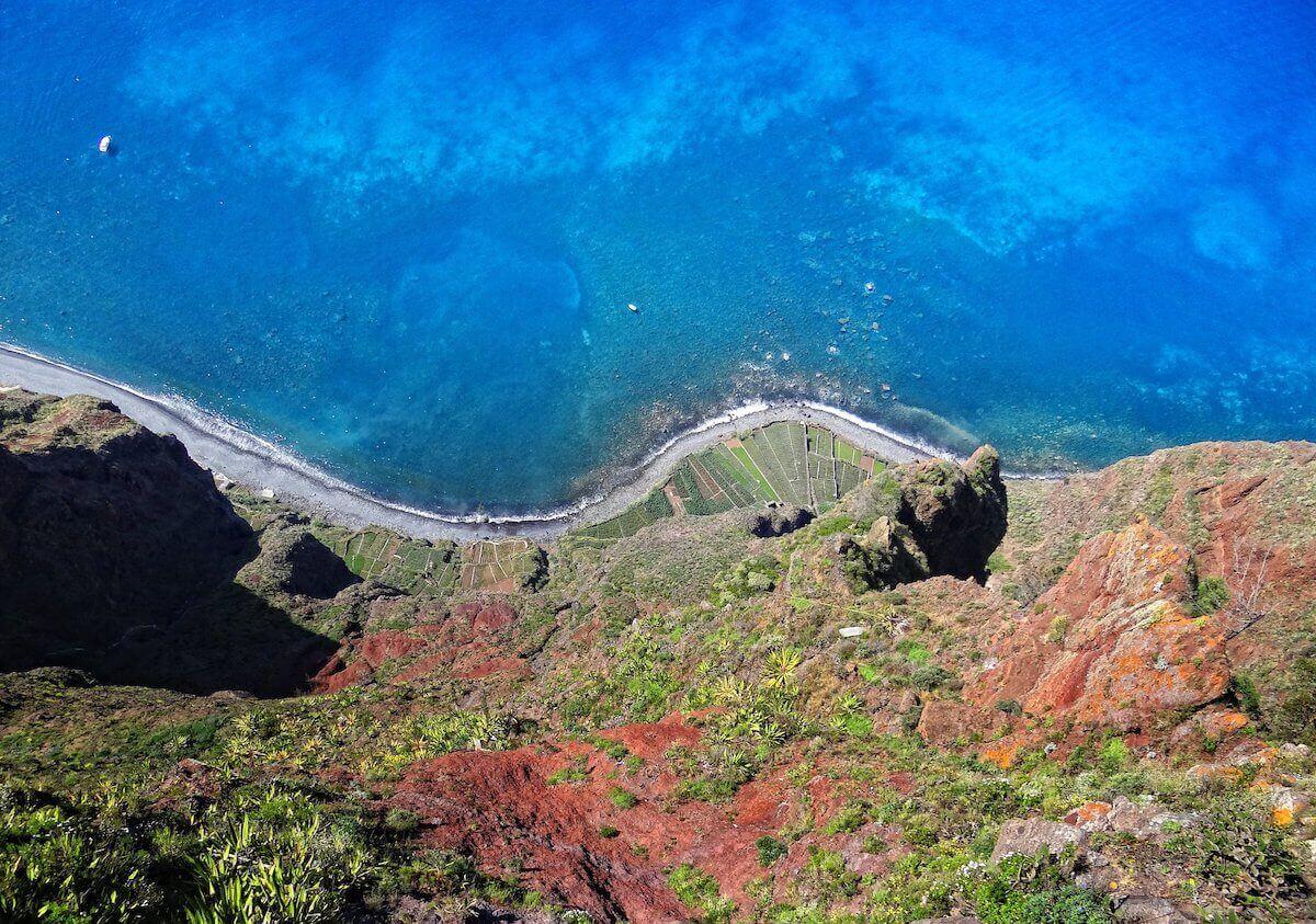 4. Cabo Girão Viewpoint