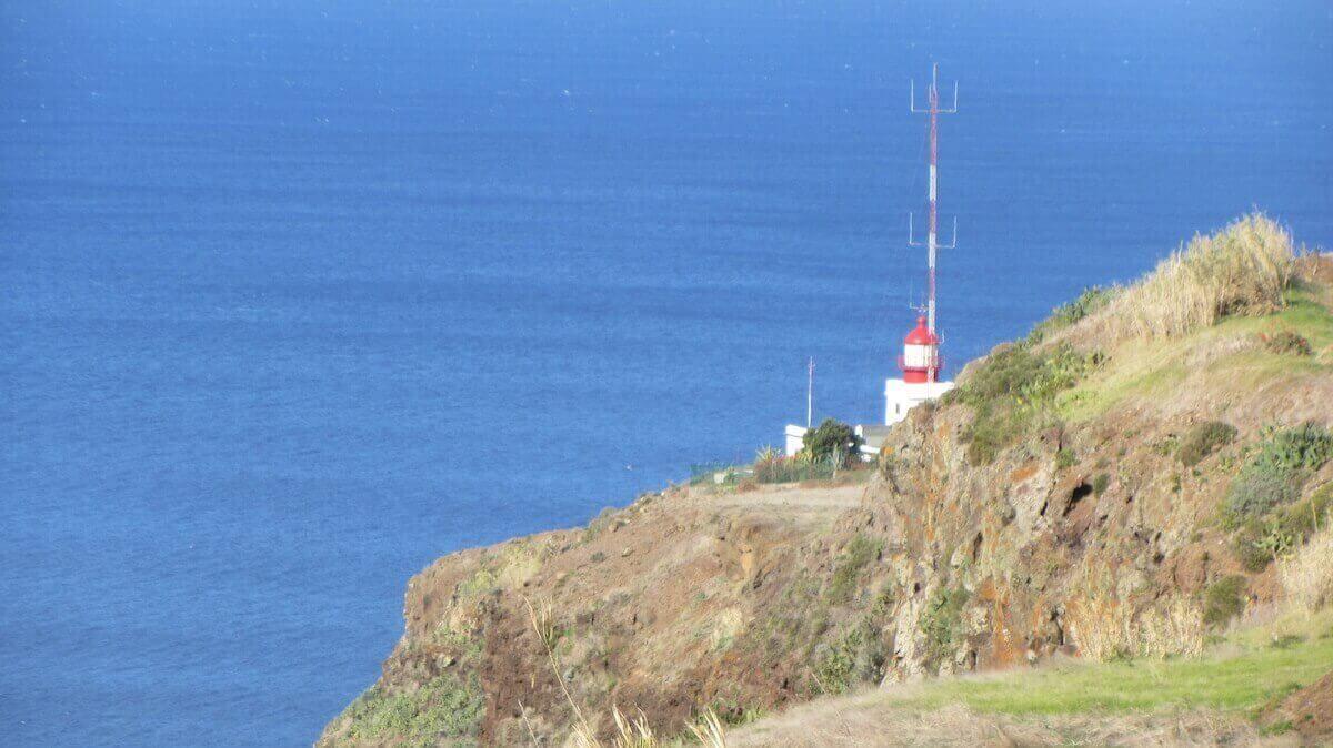 6. Ponta do Pargo Lighthouse Viewpoint