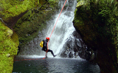 Top 10 Canyoning Routes In Madeira Island For 2021