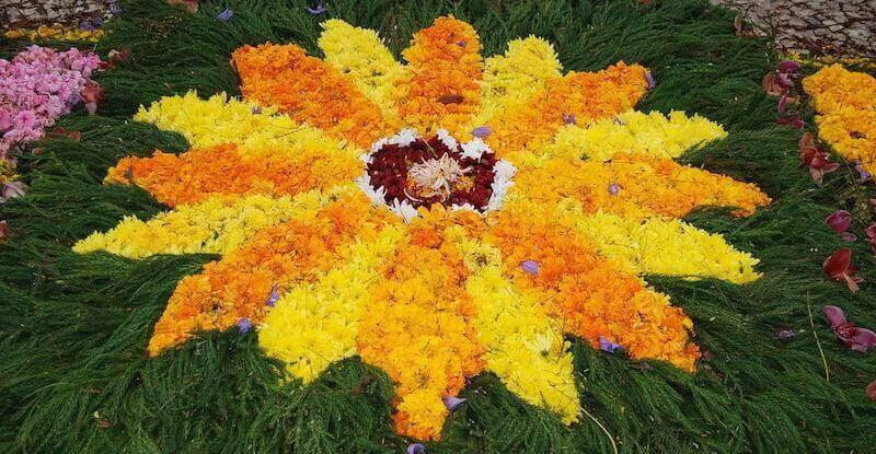 3. May: Flower Festival