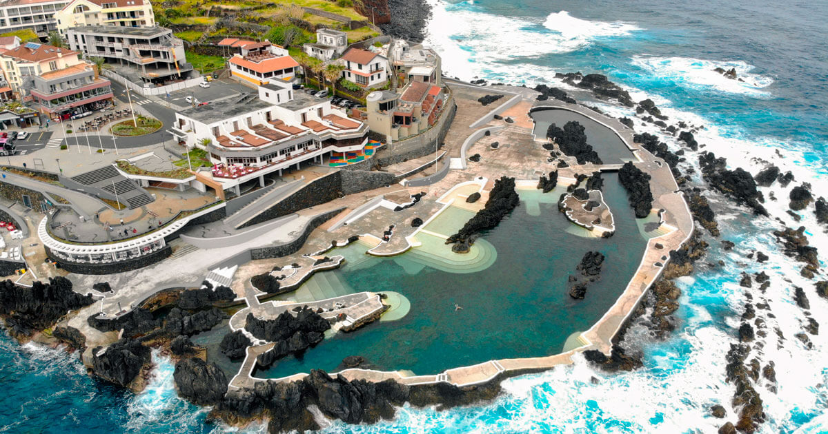 Porto Moniz is 1 of the Places to visit in Madeira